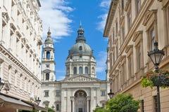 βασιλική Βουδαπέστη Ου&g στοκ εικόνα