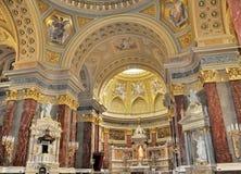 βασιλική Βουδαπέστη Στοκ Φωτογραφίες