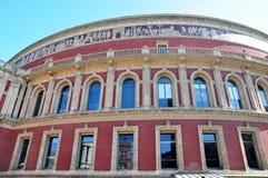 βασιλική δομή του Λονδίνου αιθουσών Αλβέρτου Στοκ Εικόνα