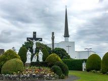 Βασιλική κτύπου, Mayo, Ιρλανδία στοκ εικόνα