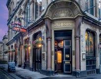 Βασιλική, νέα πόλη Εδιμβούργο καφέδων στοκ εικόνα