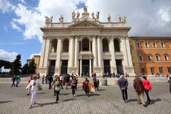 Βασιλική Ρώμη - Lateran στοκ φωτογραφία με δικαίωμα ελεύθερης χρήσης