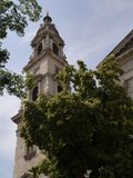 Βασιλική 2 της Βουδαπέστης Άγιος Stephen στοκ εικόνα με δικαίωμα ελεύθερης χρήσης