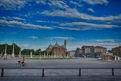 Βασιλική του ST Anthony της Πάδοβας, Ιταλία Στοκ εικόνα με δικαίωμα ελεύθερης χρήσης