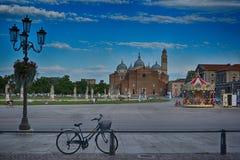 Βασιλική του ST Anthony της Πάδοβας, Ιταλία Στοκ Φωτογραφία