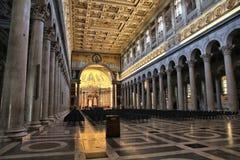 Βασιλική του ST Paul στοκ φωτογραφία με δικαίωμα ελεύθερης χρήσης