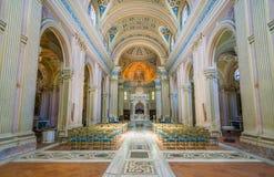 Βασιλική των Αγίων Bonifacio και Alessio στο Hill Aventine στη Ρώμη, Ιταλία στοκ εικόνες