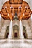 Βασιλική Όπερα, Muscat, Ομάν στοκ εικόνες