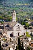 Βασιλική Assisi Άγιος-σαφών 2 Στοκ Εικόνες