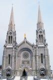 βασιλική beaupre de Κεμπέκ Άγιος της Anne Στοκ εικόνα με δικαίωμα ελεύθερης χρήσης