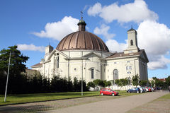 βασιλική bydgoszcz Πολωνία Στοκ Φωτογραφία