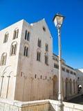 βασιλική Nicholas Άγιος του Μπάρ& Στοκ εικόνα με δικαίωμα ελεύθερης χρήσης