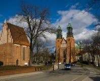 βασιλική Paul Peter Πόζναν ST Στοκ Φωτογραφία