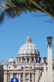βασιλική Peter s ST Βατικανό στοκ εικόνα