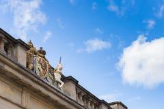 Βασιλική Pump Rooms Leamington Spa στοκ εικόνα με δικαίωμα ελεύθερης χρήσης