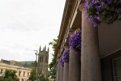 Βασιλική Pump Rooms Leamington Spa στοκ φωτογραφία με δικαίωμα ελεύθερης χρήσης