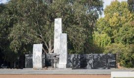 Βασιλικό αυστραλιανό μνημείο Πολεμικής Αεροπορίας, Καμπέρρα, Αυστραλία Στοκ εικόνες με δικαίωμα ελεύθερης χρήσης