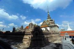 Βασιλικό μεγάλο παλάτι - Μπανγκόκ, Ταϊλάνδη Στοκ Φωτογραφίες