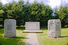 Βασιλικό μνημείο συντάγματος του Norfolk στοκ εικόνες