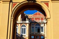 Βασιλικό παλάτι Palazzo reale της Γένοβας, Γένοβα, Ιταλία στοκ φωτογραφίες
