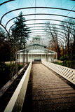 Βασιλικό σπίτι τσαγιού στοκ φωτογραφία με δικαίωμα ελεύθερης χρήσης