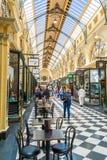 Βασιλικό arcade στη Μελβούρνη 2 Στοκ Εικόνες