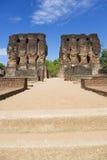 βασιλικό sri καταστροφών polonnaruwa &p Στοκ φωτογραφίες με δικαίωμα ελεύθερης χρήσης