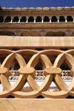 βασιλικό udaipur παλατιών Στοκ Φωτογραφίες