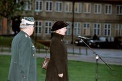ΒΑΣΙΛΙΣΣΑ MARGRETHE ΙΙ Στοκ εικόνα με δικαίωμα ελεύθερης χρήσης