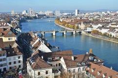 Βασιλεία Ελβετία στοκ εικόνες