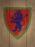 Βασιλιάς λιονταριών Στοκ Εικόνες