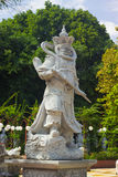 Βασιλιάς κινέζικα Στοκ Εικόνες