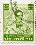 Βασιλιάς Bhumibol Adulyadej Στοκ φωτογραφία με δικαίωμα ελεύθερης χρήσης