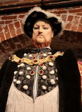 Βασιλιάς Henry VIII της Αγγλίας Στοκ Φωτογραφίες