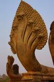 Βασιλιάς Vasuk cobra φιδιών Naga Στοκ Εικόνα
