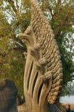 Βασιλιάς Vasuk cobra φιδιών Naga Στοκ εικόνα με δικαίωμα ελεύθερης χρήσης