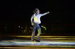 Βασιλιάδες στον πάγο Στοκ Φωτογραφίες