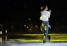 Βασιλιάδες στον πάγο Στοκ φωτογραφίες με δικαίωμα ελεύθερης χρήσης