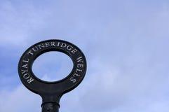 Βασιλικά φρεάτια Tunbridge Στοκ εικόνες με δικαίωμα ελεύθερης χρήσης