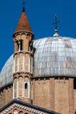 Βασιλική Αγίου Anthony της Πάδοβας στην Πάδοβα, Ιταλία Στοκ Φωτογραφία