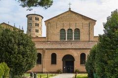 Βασιλική Αγίου Apollinaris σε Classe, Ιταλία Στοκ εικόνες με δικαίωμα ελεύθερης χρήσης