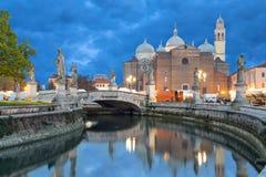 Βασιλική Αγίου Giustina σε Πάδοβα Στοκ Εικόνα