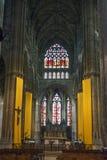 Βασιλική Αγίου Michael στο Μπορντώ, Γαλλία Στοκ εικόνες με δικαίωμα ελεύθερης χρήσης