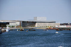 Βασιλική δανική όπερα Στοκ εικόνες με δικαίωμα ελεύθερης χρήσης