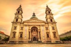Βασιλική, Βουδαπέστη Στοκ εικόνες με δικαίωμα ελεύθερης χρήσης