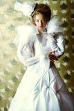 Βασιλική γυναίκα Στοκ εικόνα με δικαίωμα ελεύθερης χρήσης