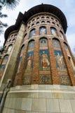 Βασιλική εκκλησία Άγιου Βασίλη, Iasi, Ρουμανία Στοκ εικόνα με δικαίωμα ελεύθερης χρήσης