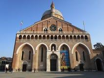 βασιλική Ιταλία Πάδοβα θρησκευτικός Άγιος αρχιτεκτονικής του Anthony Στοκ Εικόνες