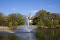 Βασιλική καθεδρικών ναών της ιερής καρδιάς Στοκ Φωτογραφίες
