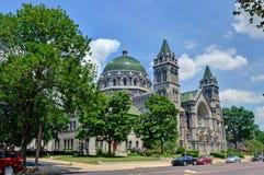Βασιλική καθεδρικών ναών του Σαιντ Λούις Στοκ Εικόνες
